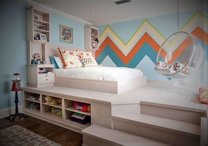 5 Ide Desain Kamar Anak yang Unik dan Kreatif
