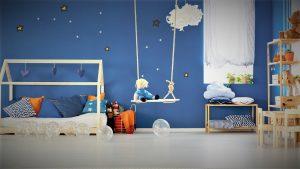 5 Ide Untuk Kamar Anak Berwarna Cerah