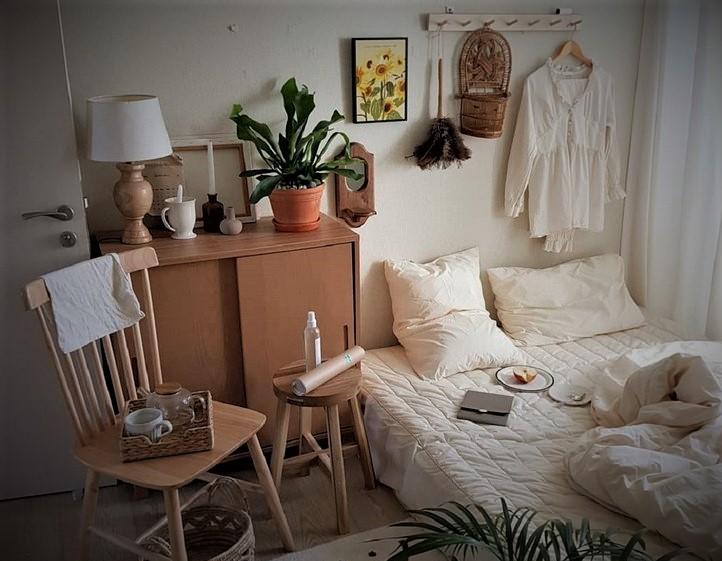 Langkah Anggaran Rendah Untuk Renovasi Kamar Tidur
